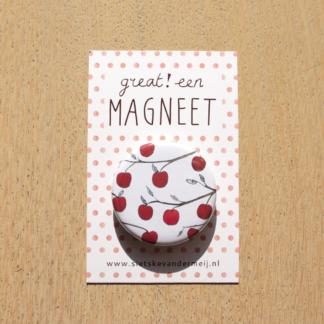 Appeltjes magneet