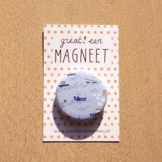 Bootjes magneet