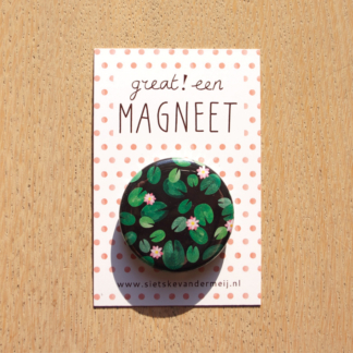 Waterlelies magneet