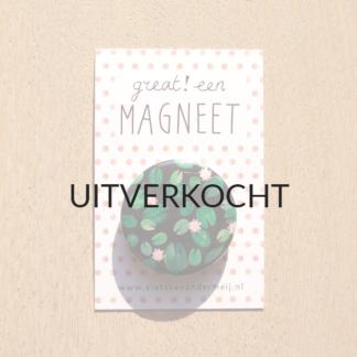 Waterlelies magneet
