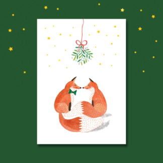 Kerst vossen